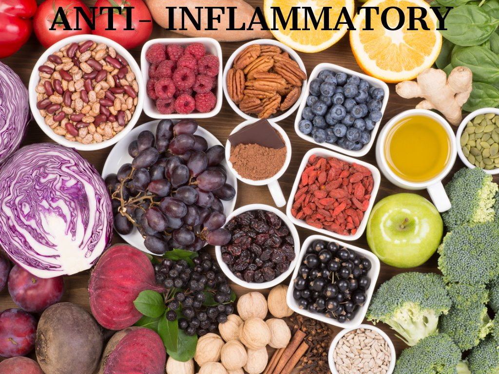 Inflammatory Food Do's and Don'ts