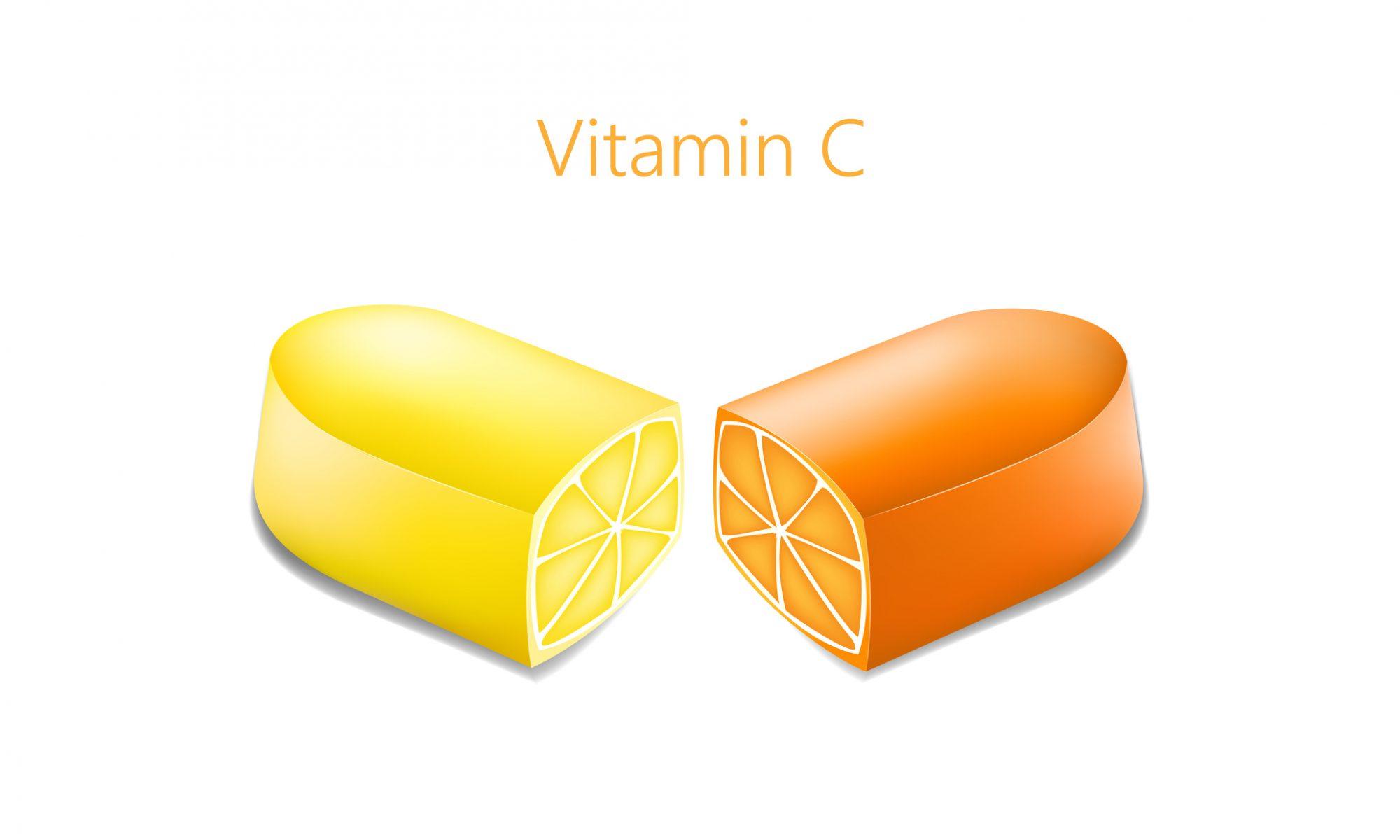 Vitamin C- Essential Antioxidant